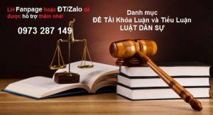 báo cáo thực tập ngành luật