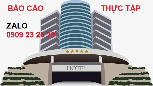 một số đề tài nhà hàng khách sạn